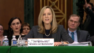 03.12.2019 Senate Hearing - Kraninger