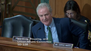 03.12.2019 Senate Hearing - Van Hollen