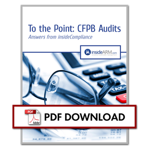 Thumbnail - To the Point: CFPB Audits