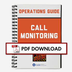 Thumbnail - Operations Guide: Call Monitoring