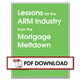 Whitepaper: Lessons for the ARM Industry from the Mortgage Meltdown