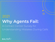 "Title page for whitepaper called ""Why Agents Fail: A Contact Center Survey for Understanding Mistakes During Calls"" [Image by creator Balto from insideARM]"