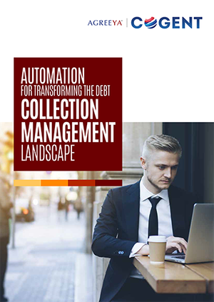Automation for Transforming the Debt Collection Management Landscape Cover