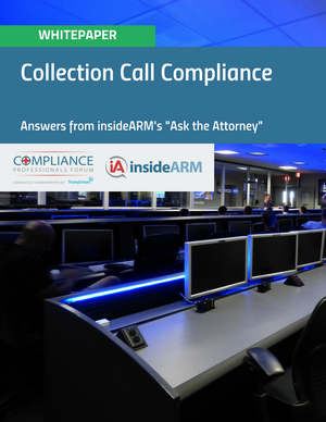 Collection Call Compliance