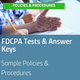 Cover image for FDCPA Tests & Answer Keys resource [Image by creator  from insideARM]