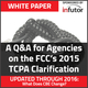 A Q&A for Agencies on the FCC's 2015 TCPA Clarification Thumbnail