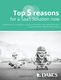 Top 5 Reasons for a SaaS Solution Now