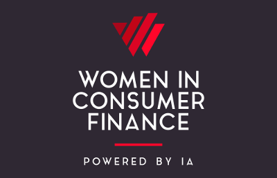 Women in Consumer Finance Logo