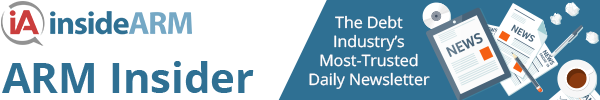 ARM Insider - The Debt Industry's Most-Trusted Daily