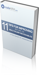 11 Tips for Improving Return on Healthcare Receivables