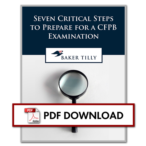 2015-12-cover-baker-tilly-whitepaper-7-things-cfpb-exam