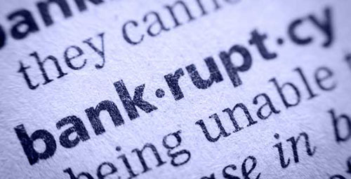 Bankruptcy-dictionary