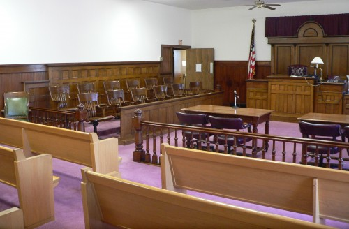 Courtroom 2