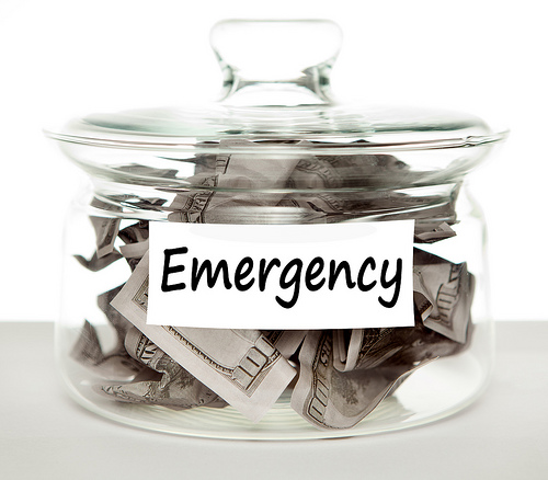 Emergency Jar