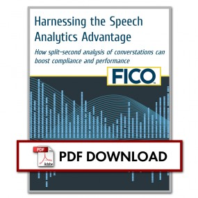 FICO-Speech Analytics Downloadable Thumbnail