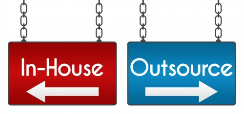 Outsource In-House Signboards