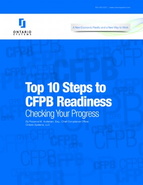 Pages from Top 10 Steps to CFPB Readiness eBook_FINAL