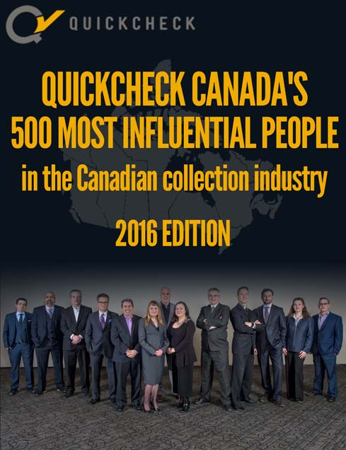 QuickCheck Canadian Collection Industry Influential People