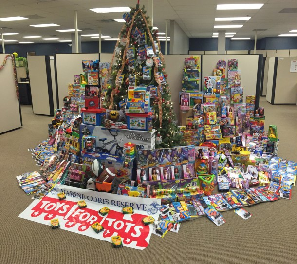 RevSpring Toys for Tots 12.15