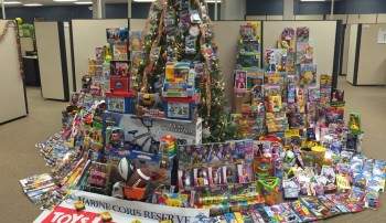 RevSpring Makes the Holiday Brighter for Children and Families