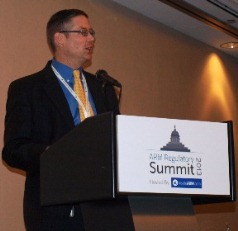 The FTC's Riley Dolan addresses insideARM.com's ARM Regulatory Summit in DC.