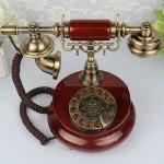Rotary Old Phone