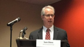 Sam Olens opens 3rd Debt Dialogue