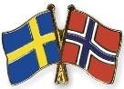 Sweden-Norway-flags
