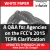 A Q&A for Agencies on the FCC's 2015 TCPA Clarification