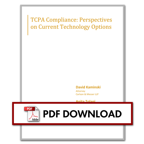 TCPA Whitepaper