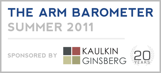 The ARM Barometer