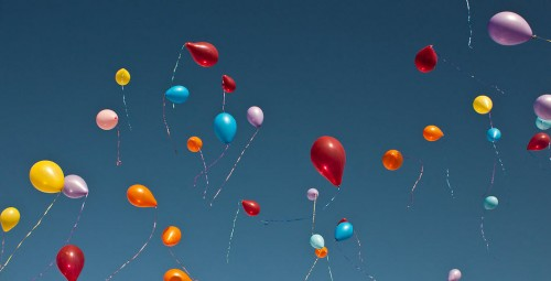 balloons, celebration, celebrate, congratulations