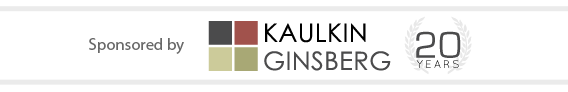 Sponsored by Kaulkin Ginsberg