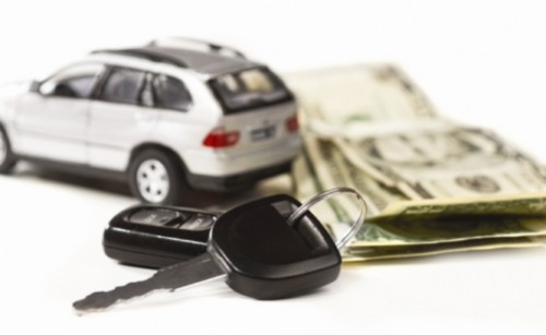 car-money-keys