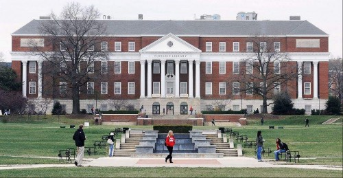college, university of Maryland, research, fellowship