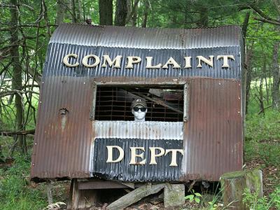 complaint-box-outside-woods