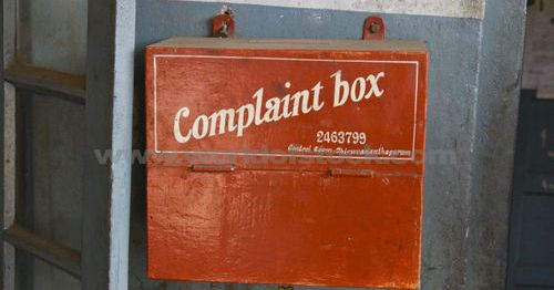 complaint-box
