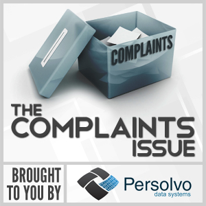 The Complaints Issue