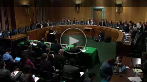 congressional hearing
