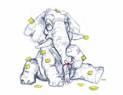 elephant-never-forgets