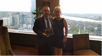 F. H. Cann & Associates Employee John MacDonald Receives Service Award