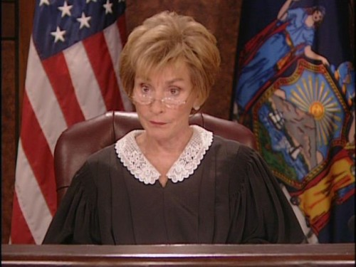 judge judy-ruling-court-decision