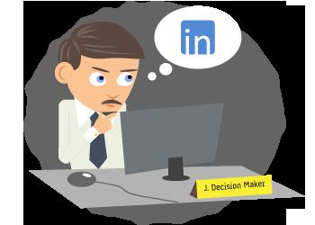 ARM firms should use Linkedin