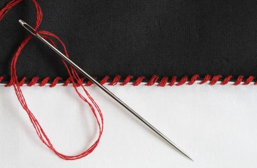 needle