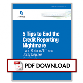 ontario-whitepaper-cover-5-tips-credit-reporting-nightmare