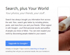 ARM marketing and Google Plus