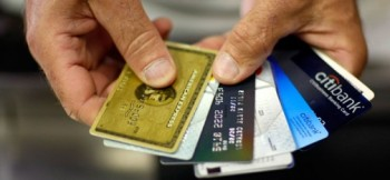 Credit Card Delinquencies and Debt Open 2013 With Declines