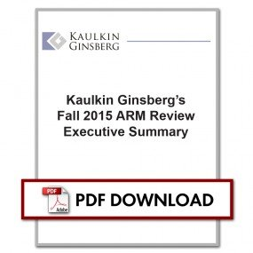 The Fall 2015 Accounts Receivable Management Review: Executive Brief
