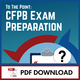 To the Point: CFPB Exam Prep Thumbnail
