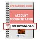 Operations Guide: Account Documentation Thumbnail